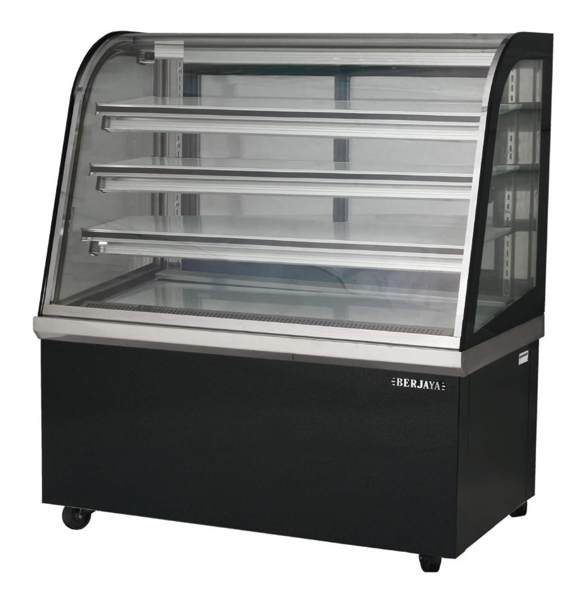 display cooler rt commercial blue cold fridge refrigerator eq beverage countertop drink