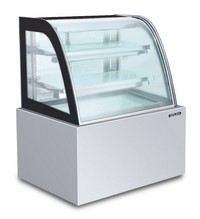 Confectionary Showcases - Stainless