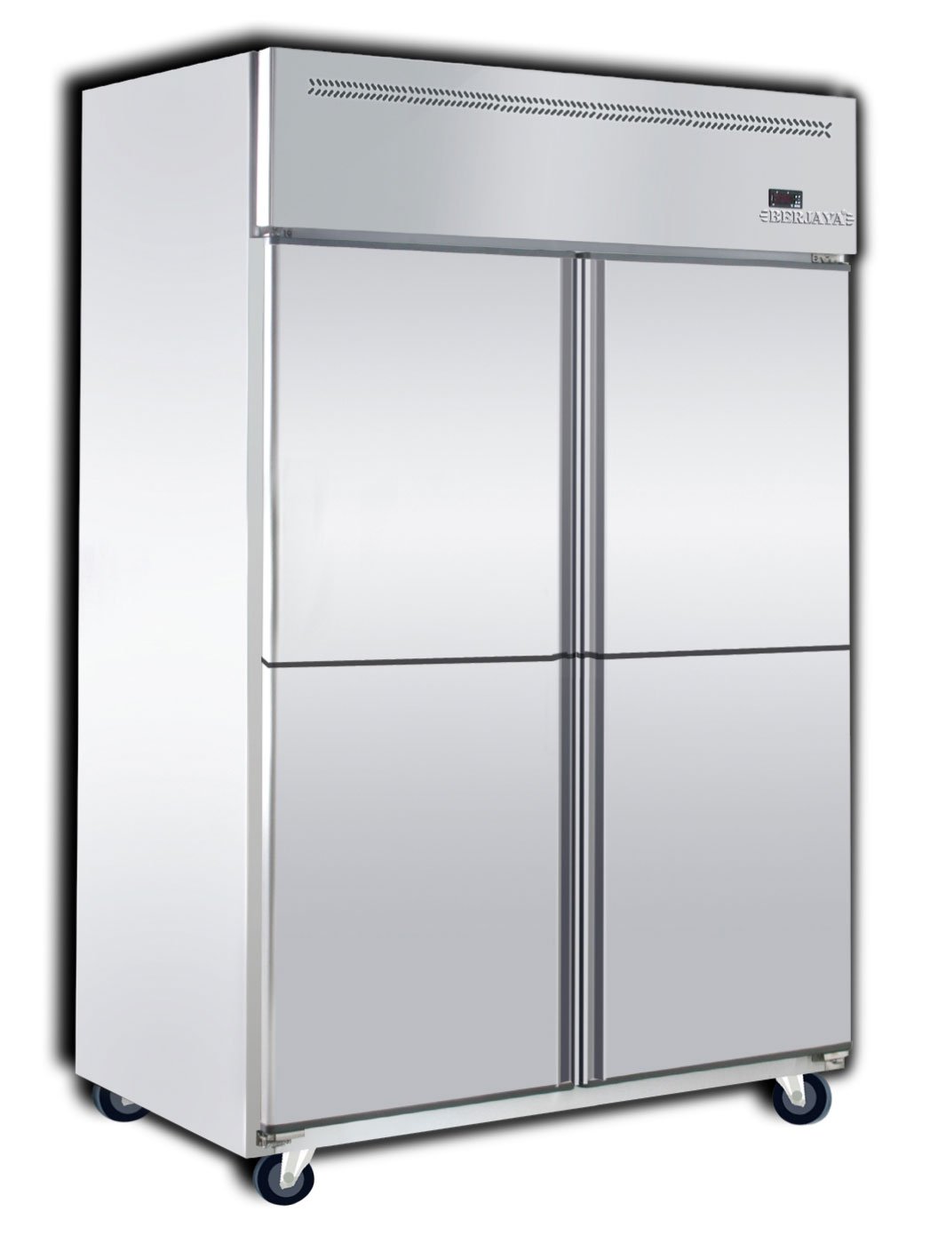 4D UF 4 Door Upright Freezer
